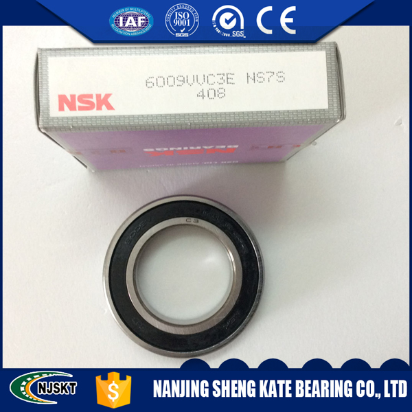 NSK 6200DDU Deep groove ball bearing