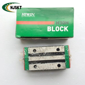 30mm HIWIN High Precision Linear Guide HGH30HA Star Linear Guide Bearing