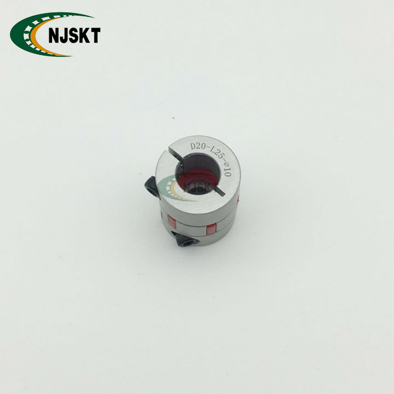 Plastic Red Star Coupling 15X15mm Shaft Coupling D30-L40