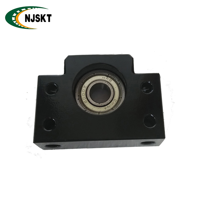 Fixed-side Round Type Ballscrew Bearing End Support Unit EK05