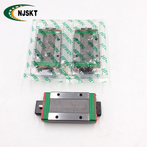 Original HIWIN 15mm Linear Guide Bearing MGN15H