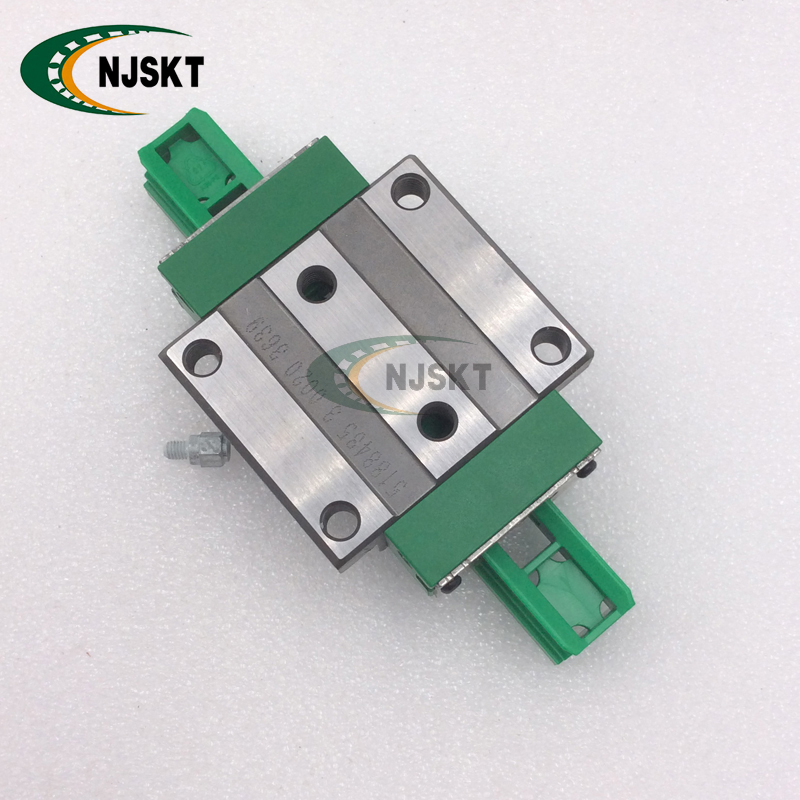 Original INA Linear Guide Rail KWVE25BG3V2 Block Bearing