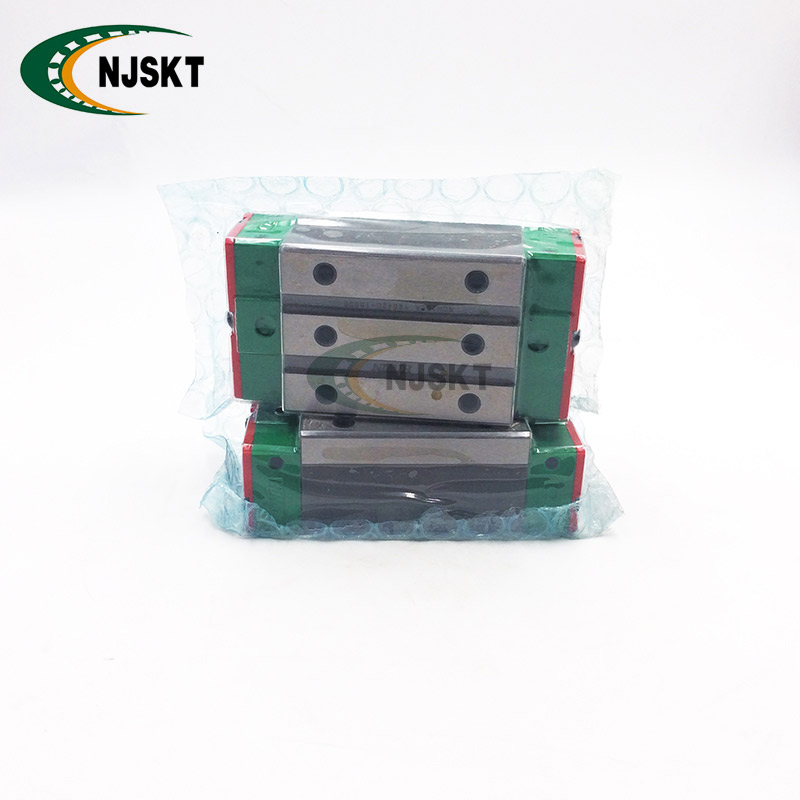 Original HIWIN Lathe Machine Carriage RGH25HA Linear Guide