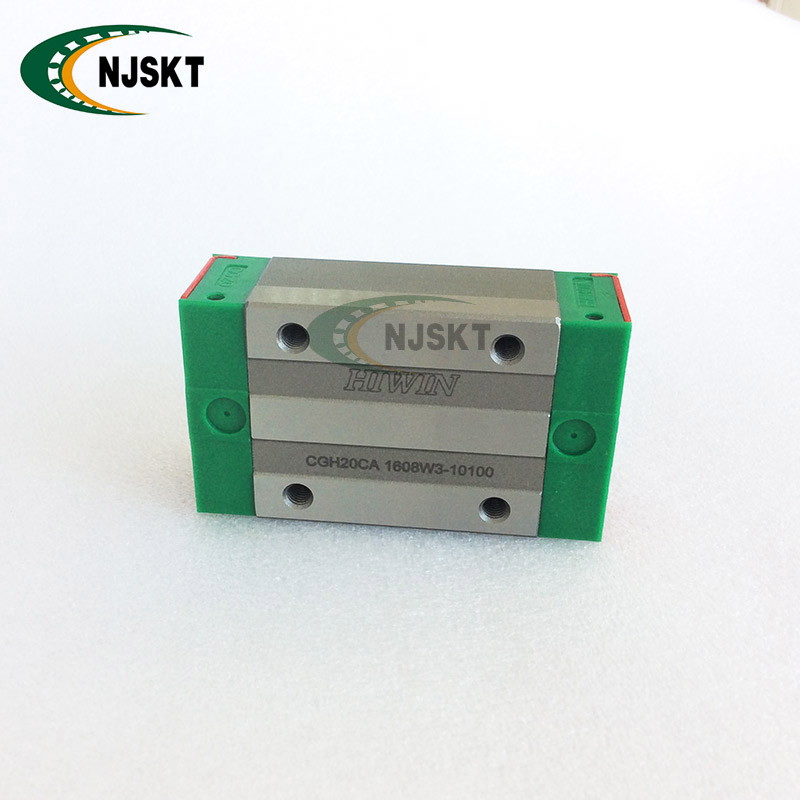Original HIWIN Linear Motion Rail CGH45HA Linear Slide Block Bearing